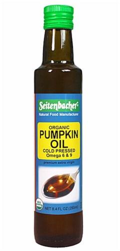 Seitenbacher  Pumpkin Seed Oil Perspective: front
