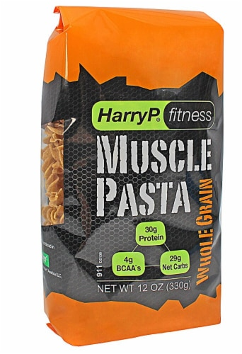 Seitenbacher  Muscle Pasta Whole Grain Perspective: front