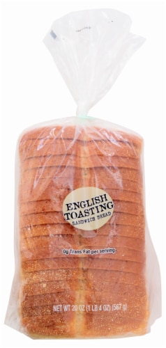 Maple Leaf English Toasting Sandwich Bread Perspective: front