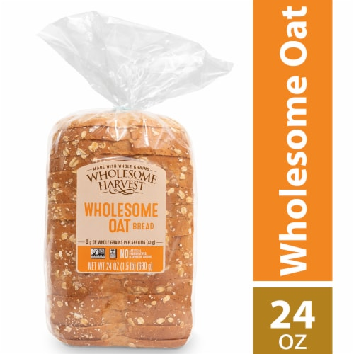 Wholesome Harvest Wholesome Oatmeal Loaf Perspective: front