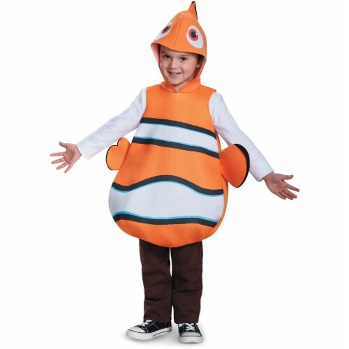 Nemo Classic Costume One Size Child Perspective: front
