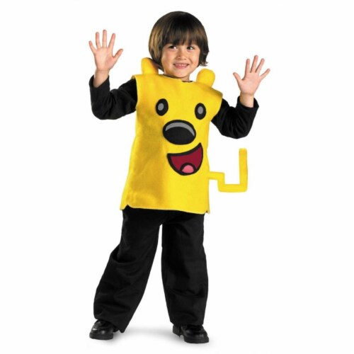 Costumes For All Occasions DG11503M Wubbzy Classic 3T-4T Perspective: front