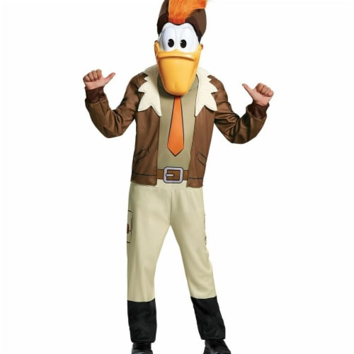 Disguise 275966 Halloween Ducktales Launchpad Classic Child Costume - Small Perspective: front