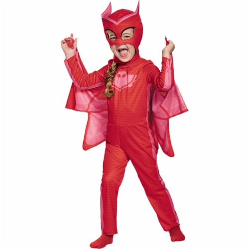 Owlette Classic Toddler PJ Masks Costume, Small/2T Perspective: front