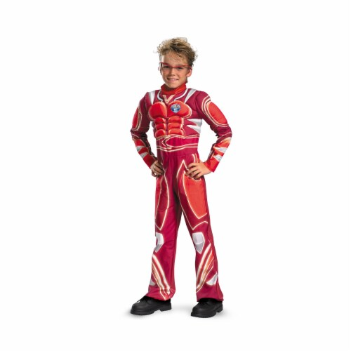 Costumes For All Occasions DG24331L Hot Wheels Vert Wheeler Muscle 4-6 Perspective: front