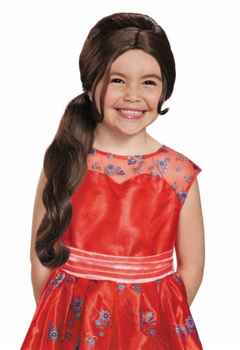 Elena Wig One Size Child Perspective: front