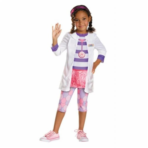 Costumes for all Occasions DG59084L Doc Child Classic 4-6 Perspective: front