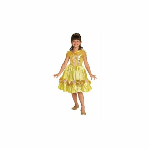 Costumes for all Occasions DG59186M Belle Sparkle Child Classic 3t Perspective: front