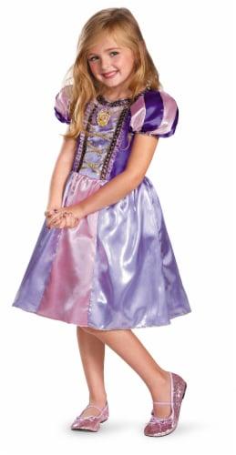 Disney Rapunzel Sparkle Classic Costume (7 - 8) Perspective: front