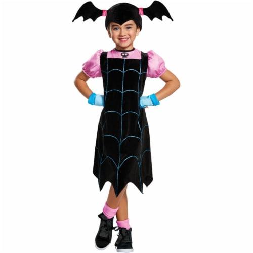 Disguise 276200 Halloween Vampirina Classic Child Costume - Medium Perspective: front