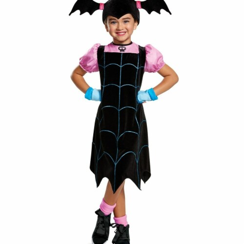 Disguise 276199 Halloween Vampirina Classic Toddler Costume - 3T-4T Perspective: front