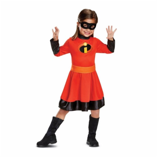 Disguise 276010 Halloween Incredibles 2 Violet Classic Child Costume - Large Perspective: front