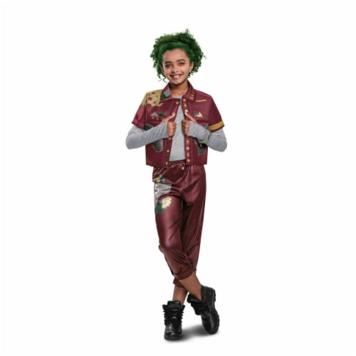 Disguise 276223 Halloween Z-O-M-B-I-E-S Eliza Zombie Deluxe Child Costume - Medium Perspective: front
