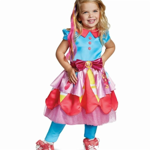 Disguise 276166 Halloween Sunny Day Sunny Deluxe Child Costume - Large Perspective: front