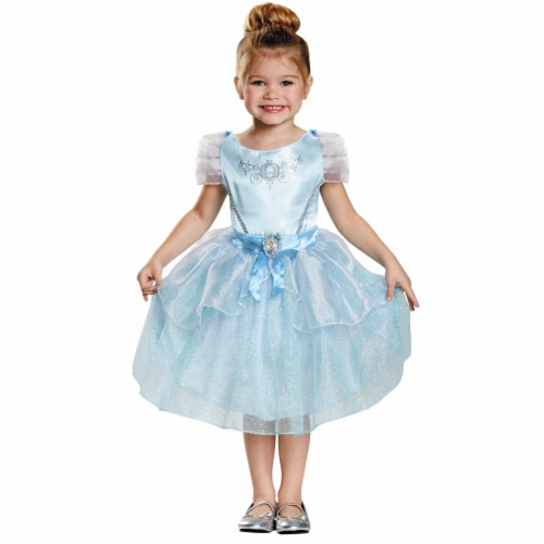 Cinderella Toddler Classic Costume S (2T) Perspective: front