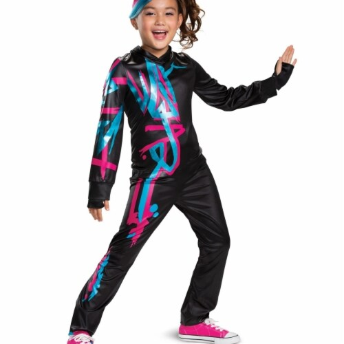 Disguise 401803 Girls Lego Movie 2 Lucy Classic Child Costume, Medium 7-8 Perspective: front