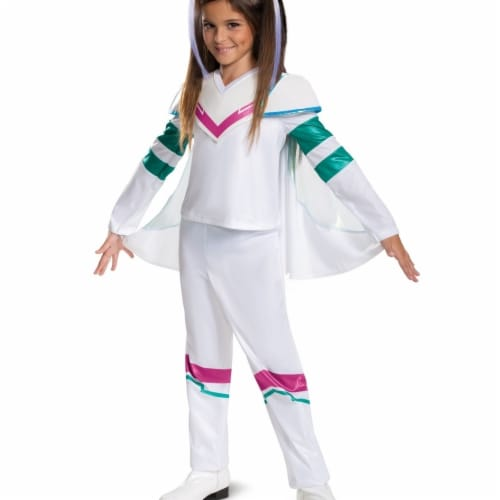 Disguise 403215 Girls Lego Movie 2 Sweet Mayhem Classic Child Costume, Medium 7-8 Perspective: front