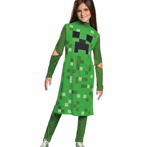 Disguise 403012 Child Creeper Girl Classic Child Costume, Small 4-6 Perspective: front