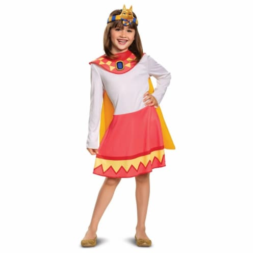 Disguise 403295 Super Monsters Cleo Graves Classic Child Costume for Girls - Small Perspective: front