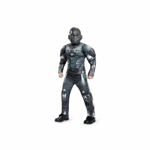 Disguise 245159 Halo Spartan Locke Classic Muscle Child Costume - Extra Large Perspective: front