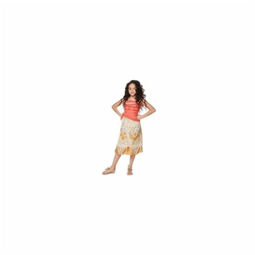 Disguise DG9947Disguise Moana Classic Toddler Costume - Size 3T-4T Perspective: front