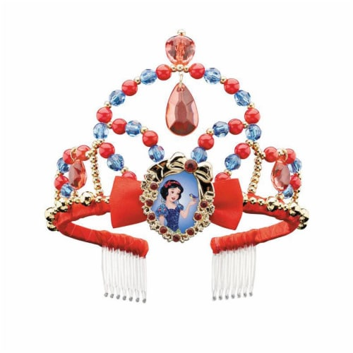 Snow White Classic Tiara One Size Child Perspective: front
