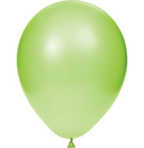 James Paul Products Balloons - Lime Perspective: front