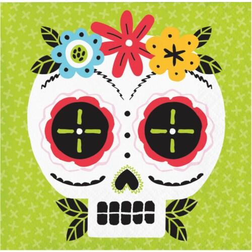 Creative Converting Die De Muertos Decorations Perspective: front