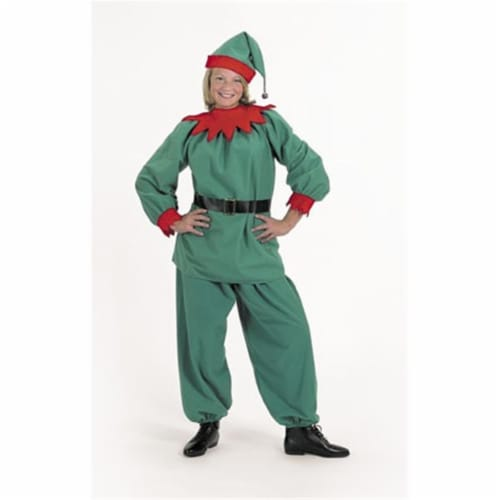 Halco 1191 Elf Suit- Size Child Small 4-10 Perspective: front