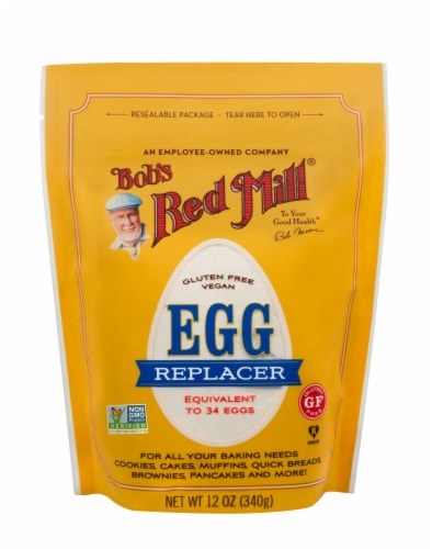 Bob's Red Mill Egg Replacer Perspective: front