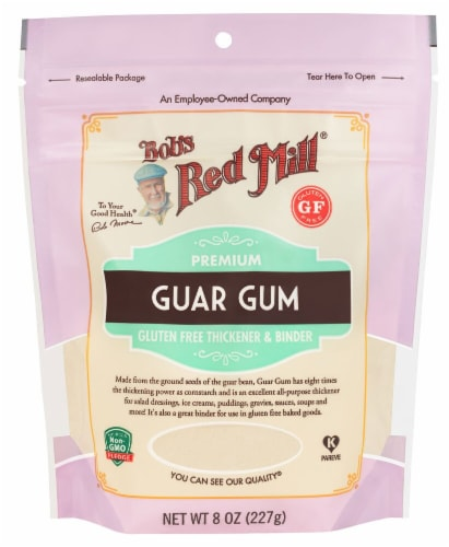 Bob's Red Mill  Guar Gum Gluten Free Perspective: front