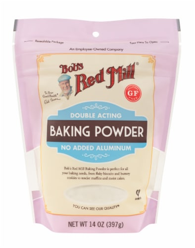 Bob's Red Mill Double Acting Baking Powder Perspective: front