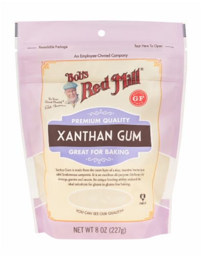 Bob's Red Mill Xanthan Gum Perspective: front