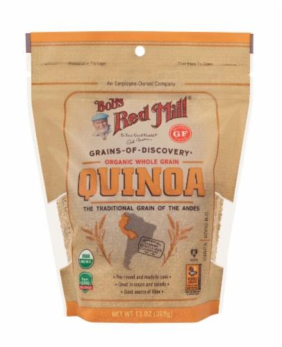 Bob's Red Mill Organic Whole Grain Quinoa Perspective: front