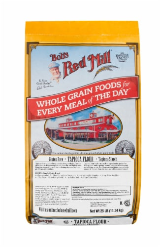 Bob's Red Mill Tapioca Flour Perspective: front