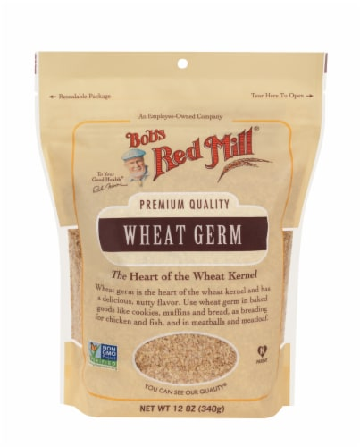 Bob's Red Mill Germ Wheat Perspective: front