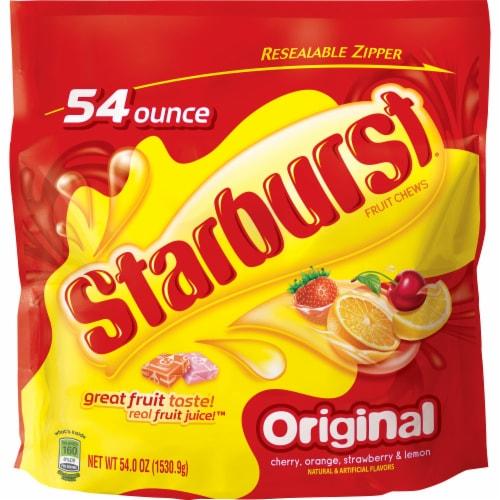 Starburst Original Fruit Chews Perspective: front