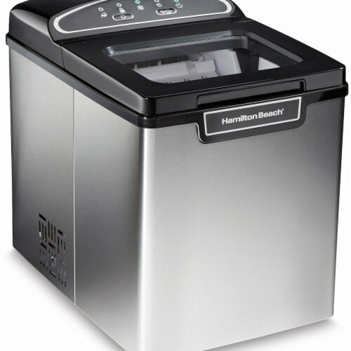 Hamilton Beach 86150 Countertop Ice Maker Perspective: front