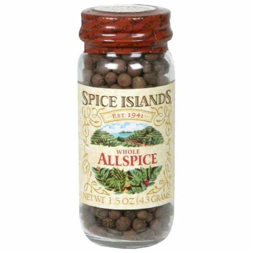 Spice Islands Whole Allspice Perspective: front
