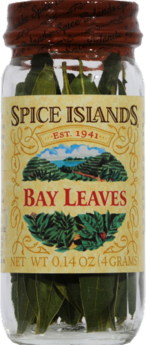 Spice Islands Whole Bay Leaves Perspective: front