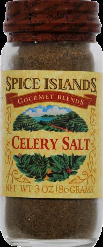 Spice Islands Celery Salt Perspective: front