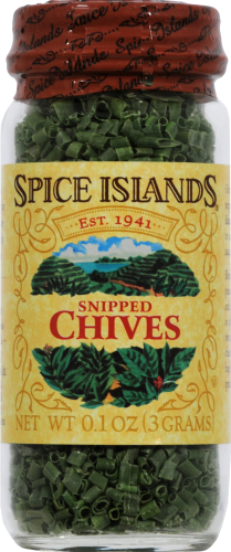 Spice Islands Snipped Chives Perspective: front