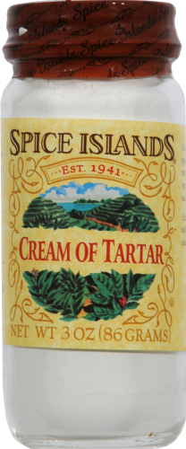 Spice Islands Cream of Tartar Perspective: front