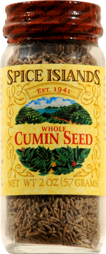 Spice Islands Whole Cumin Seed Perspective: front