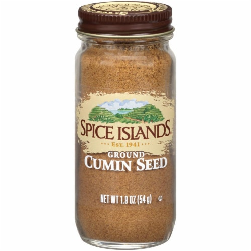 Spice Islands Ground Cumin Perspective: front