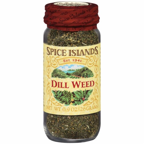 Spice Islands Dill Weed Perspective: front
