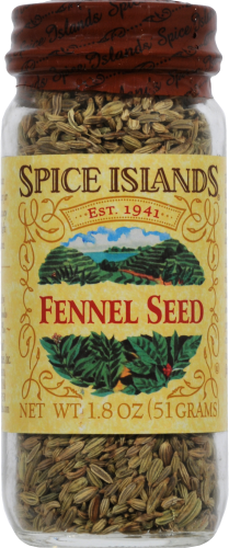 Spice Islands Fennel Seed Perspective: front