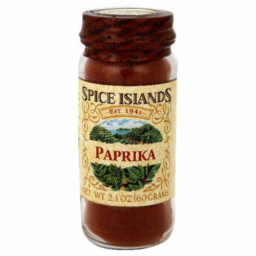 Spice Islands Paprika Perspective: front