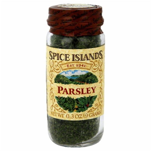 Spice Island Shredded Parsley Perspective: front
