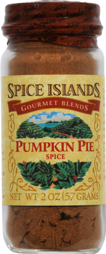 Spice Islands Pumpkin Pie Spice Perspective: front